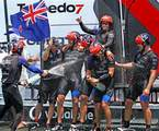 Team New Zealand Win the 35th Americas Cup