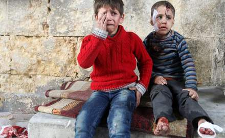 The horrors of Syria: out of sight, out of mind