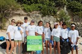 International Coastal Cleanup Day 2017