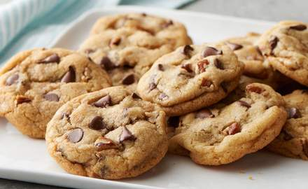 Chocolate chip cookies get a makeover