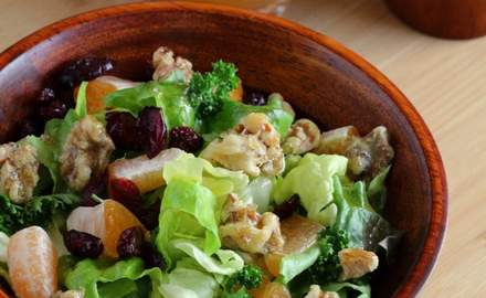 A winter salad to ease the 'Sunday Scaries'