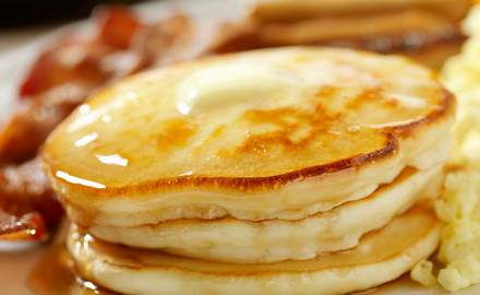 Changes to make pancakes healthier