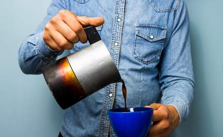Is your daily coffee habit healthy?