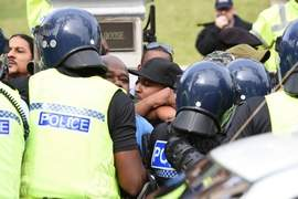 Police fear 'ill feelings' after talks stall